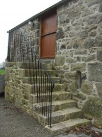 Barn conversion, Bodmin Moor